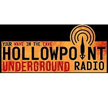 Underground Radio Photographic Print