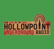 Underground Radio Kids Tee