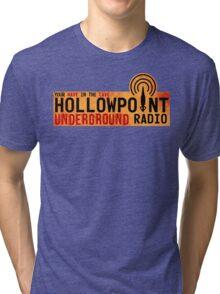 Underground Radio Tri-blend T-Shirt