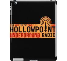 Underground Radio iPad Case/Skin