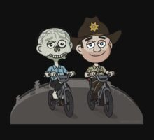 Walker and Rick Kids Tee