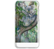 Koala Blue  iPhone Case/Skin