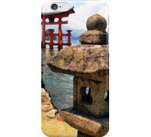 Lonely Lantern (Japan) iPhone Case/Skin