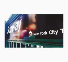NYC SUBWAY  by RealEyesMillz