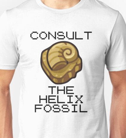 Consult The Almighty Helix Fossil Unisex T-Shirt