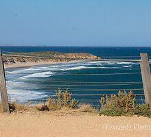 Jan Juc Surf Beach by Leonie Morris