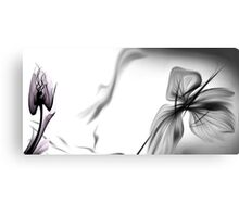 Abstract Black & White series  Canvas Print