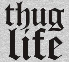 Thug Life t shirt  Kids Tee