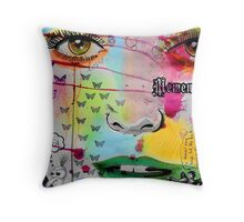 memento Throw Pillow