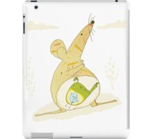 Mouse by Thao Vu iPad Case/Skin