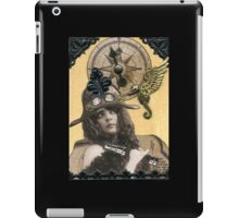 Pietra & her Pirate Hat iPad Case/Skin