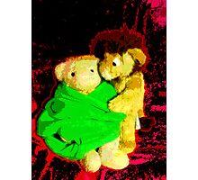 Stuffed Love  Photographic Print