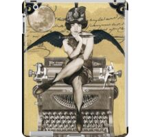 Calliope Cookie, Muse iPad Case/Skin