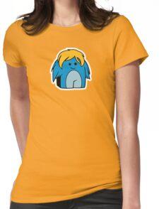 DigiDoodles: Fluffer Womens Fitted T-Shirt