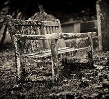 Cemetery Seating by Dave Hare