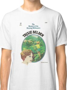 Trixie Belden Book Cover Classic T-Shirt