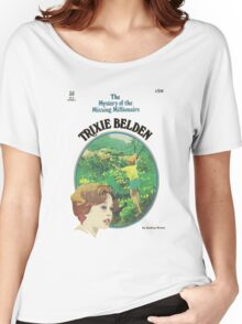 Trixie Belden Book Cover Women's Relaxed Fit T-Shirt