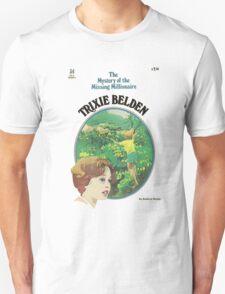 Trixie Belden Book Cover Unisex T-Shirt