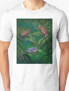 Poision Frogs Unisex T-Shirt