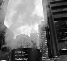 Steaming Subway by James Hanley