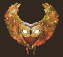 Cosmic Owl by ronin47design