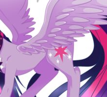 Twilight Sparkle - Alicorn collection Sticker