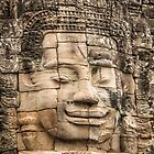 Temple of Bayon by urbankarma