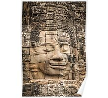 Temple of Bayon Poster