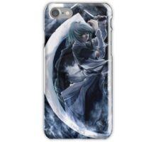 Manga reaper iPhone Case/Skin