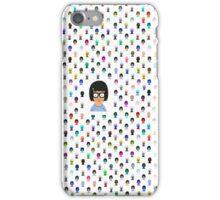 Tina Tina Tina iPhone Case/Skin