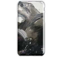 Behind the Backs #Fear iPhone Case/Skin