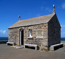 Chapel of St Nicholas, St Ives by hootonles