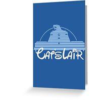 Visit Cat's Lair Greeting Card