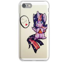 "Twilight Sparkel - ""My Book!"" iPhone Case/Skin"