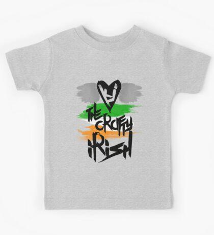 The Crafty Irish Kids Tee