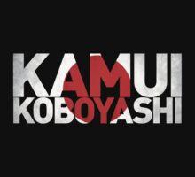 Kamui Koboyashi - Japanese Flag Kids Clothes