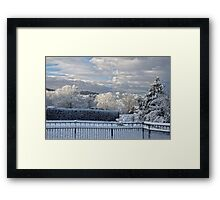 After Every Storm ... Comes a Brighter Day Framed Print