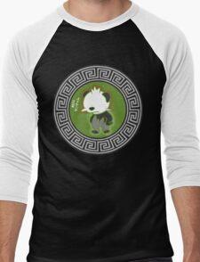 Pancham distressed look Men's Baseball ¾ T-Shirt