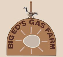 Twin Peaks: Big Ed's Gas Farm by Snufkin