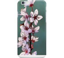Japanese flowers iPhone Case/Skin