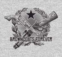 Browncoats Forever by robotrobotROBOT