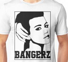 BANGERZ Black  Unisex T-Shirt