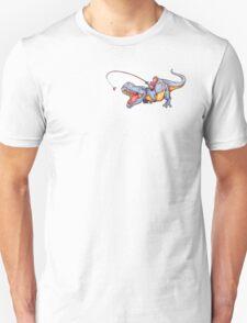 Dino Dash Unisex T-Shirt