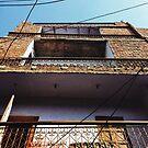 Multistorey Brick House by visualspectrum