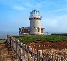 Belle Tout Lighthouse & Hotel by Ludwig Wagner