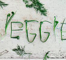 Word Veggie by visualspectrum