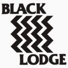 Twin Peaks: Black Lodge by Snufkin
