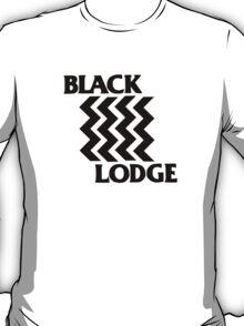 Twin Peaks: Black Lodge T-Shirt
