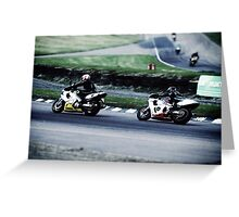 The Motorcycle Diaries - 005 Greeting Card