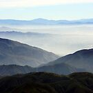 California Version of Smokey Mountains by Loree McComb